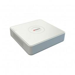 Регистратор HiWatch DS-N204P . 4-х канальный сетевой видеорегистратор