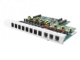 KX-TE82483 8-портовая плата гибридных внутренних линий с 3-мя портами аналоговых внешних (CO) линий Б/У